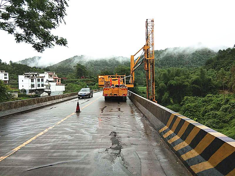 河北22米桥梁检测车出租技术优势