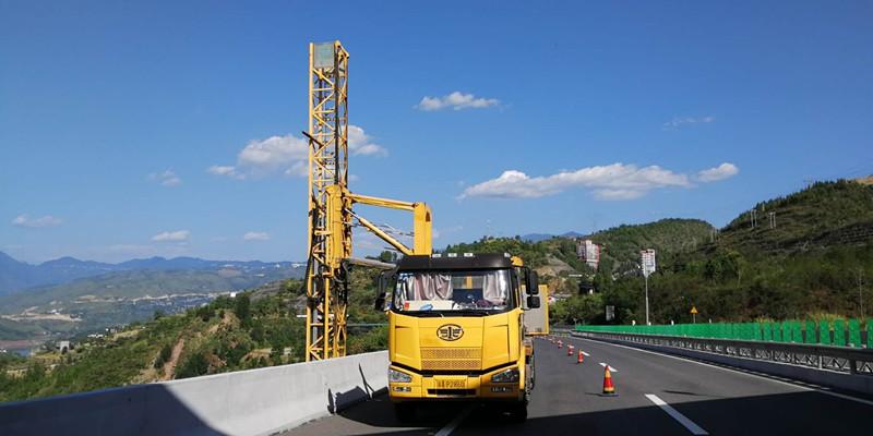 兰州桥梁检测车出租大跨度桥梁检测车