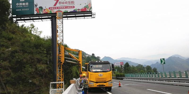 武威桥梁检测车出租大跨度桥梁检测车