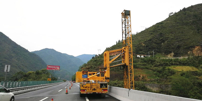 宜宾桥梁检测车出租大跨度桥梁检测车