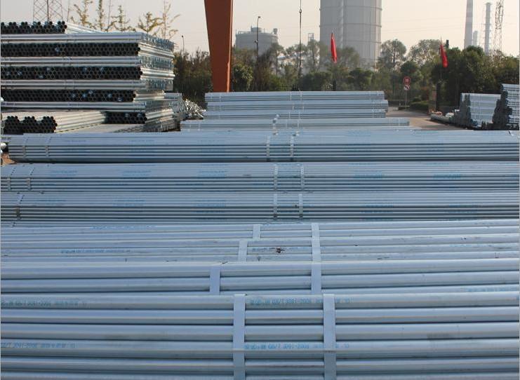 池州热镀锌管代理商-热镀锌管最新价格