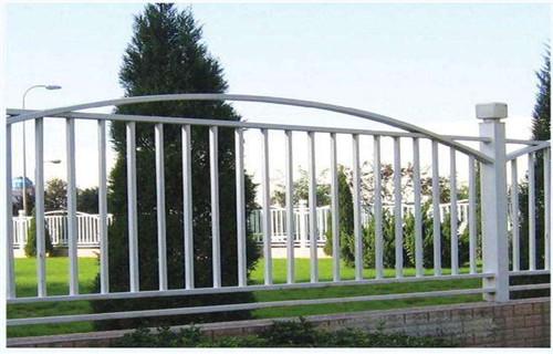 白银碳钢喷塑护栏供应中心