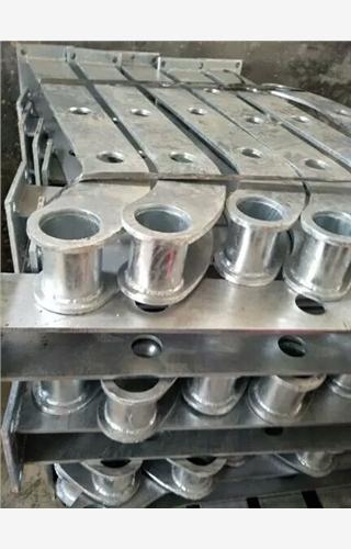 太原201不锈钢复合管护栏经典款式