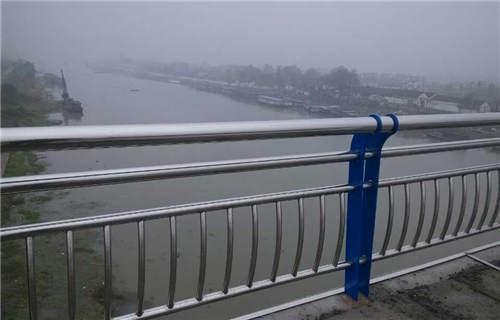 天水不锈钢河道隔离景观护栏供应商家诚信互利