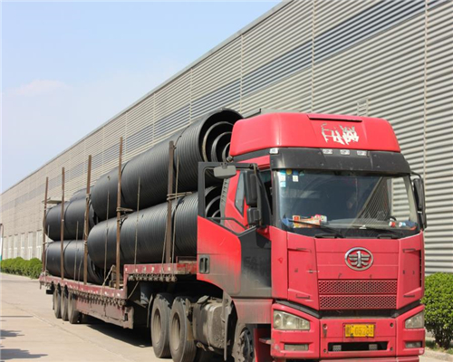 济源市高密度聚乙烯缠绕增强管天泰质量怎么样