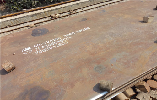 呼伦贝尔mn13耐磨钢板切割