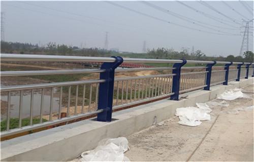 福建河道防护不锈钢栏杆报价询问